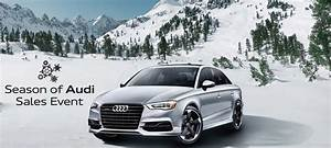 The Season Of Audi Sales Event At Audi Meadowlands