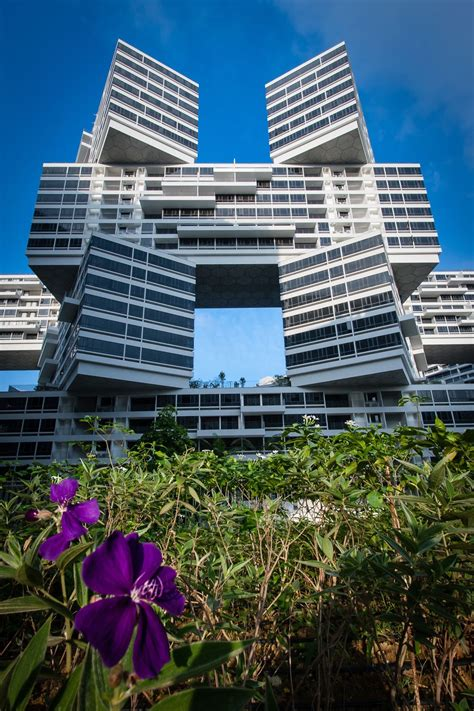 The Interlace Singapore Wins World Building Year