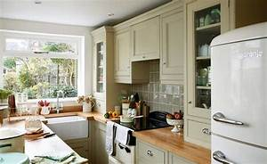 12 beautiful small kitchen ideas - Period Living