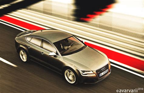Audi Rs7 Rendering News