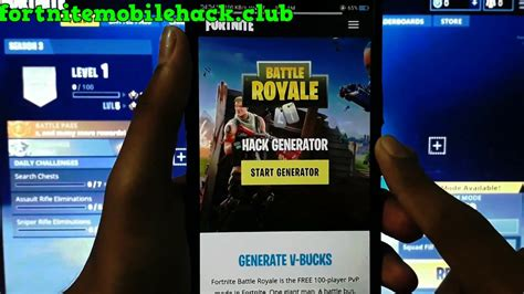 fortnite mobile hack  bucks fortnite mobile cheats