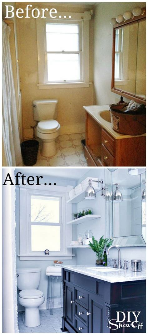bathroom improvements ideas before and after makeovers 20 most beautiful bathroom