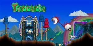 Terraria Nintendo 3DS Games Nintendo