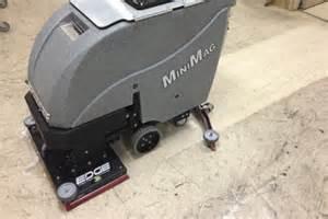 orbital scrubber minimag walk behind floor scrubber