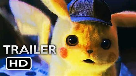Pokemon Detective Pikachu Official Trailer (2019) Ryan