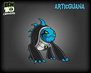 Articguana by Slapshot6610 on DeviantArt