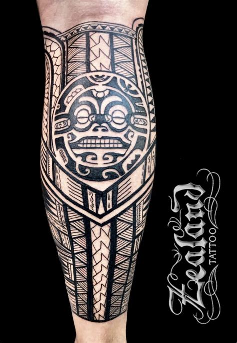 polynesian tattoo gallery zealand tattoo