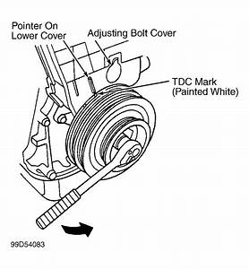 Diagram To Install Serpentine Belt 1997 Honda Cr V