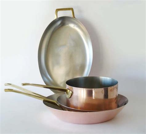 vintage  paul revere limited edition  piece copper