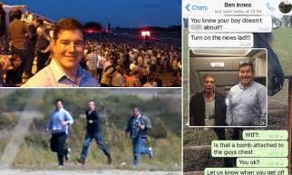 bureau egyptair ben innes in selfie with egyptair hijacker revealed to be