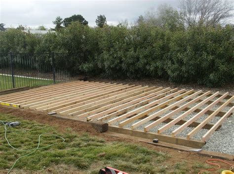 onsite construction quality shedsquality sheds