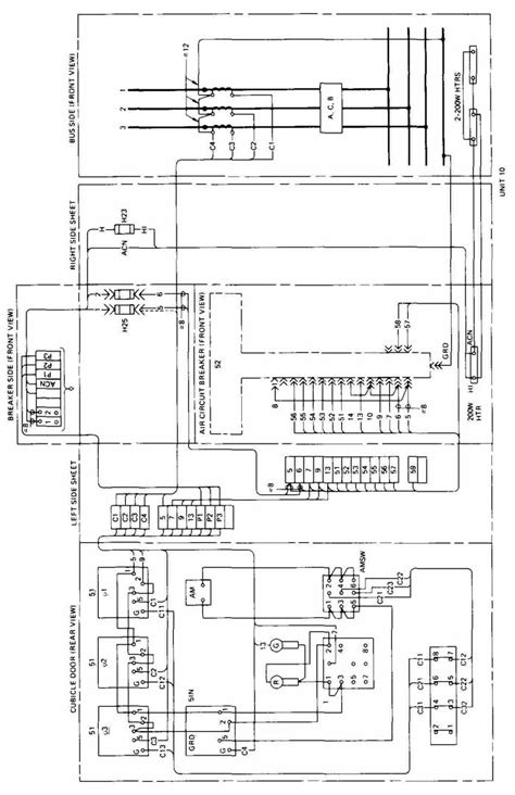 Drawings For The Electric Power Field