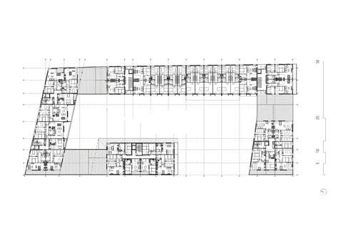 Wohnblock Zac Andromede In Blagnac by Wohnblock Zac Andromede In Blagnac Fassade Wohnen