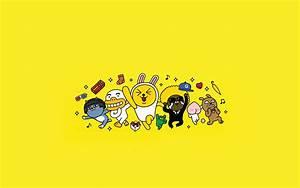 bc88-kakao-yellow-friends-anime-art-illustration-wallpaper