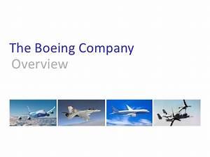 Company Organizational Chart Boeing Company