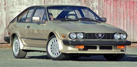 Alfa Romeo Gtv 6 by 1981 Alfa Romeo Gtv6 Photos Informations Articles