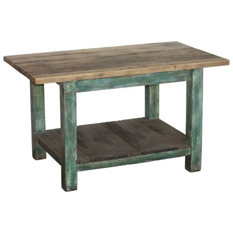 table as kitchen island these antique work table or kitchen island at 1stdibs
