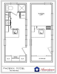 images  tiny house floor plans  pinterest