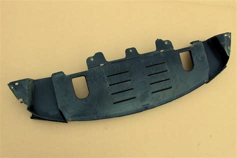 s type 1999 2004 front bumper undertray lower valance bumpers and fittings exterior used