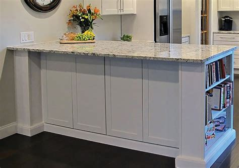 panels for kitchen island a kitchen peninsula better than an island 4089