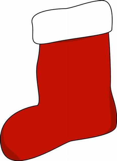 Stocking Stockings Christmas Clipart Clip Cartoon Socks