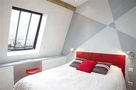 Dachschräge Farbe by 55 Dachschr 228 Ge Ideen M 246 Bel Geschickt Im Raum Platzieren