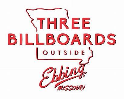 Billboards Ebbing Missouri Outside Three Poster Movie