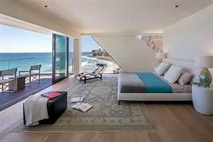 Contemporain Chambre By Mark Dziewulski Architect