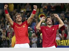 Rio 2016 Olympic Games Nadal and Marc Lopez forge golden