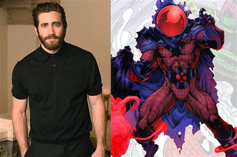 jake gyllenhaal      spider man