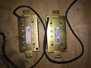 Ibanez Ach  Artcore  Humbucker Pickups Set