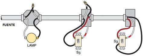conexiones b 225 sicas de los interruptores el 233 ctricos lumi material electrico