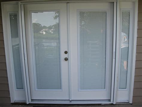Door - Window : Good And Useful Ideas For Front Door Blinds-interior