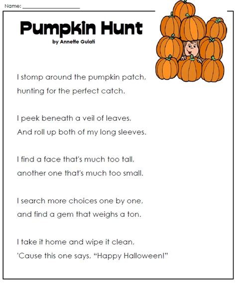 printable halloween riddles worksheets festival collections