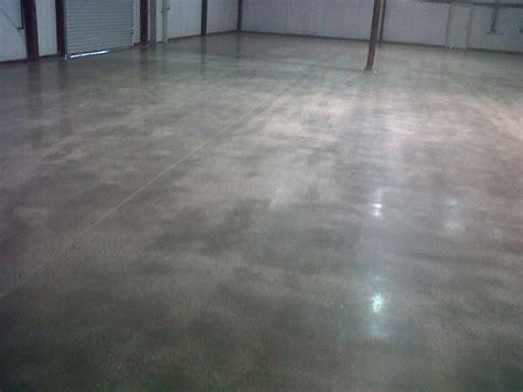 polished concrete floor zion star