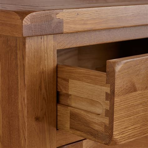 Sideboard Desk by Original Rustic Large Sideboard In Solid Oak Oak