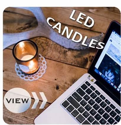 Led Candles Flameless