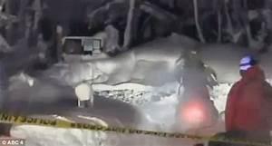 Elizabeth Malloy: Woman buried under Utah avalanche say ...