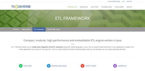 24 Etl Tools For Java Developers
