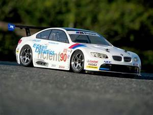 BMW M3 GT2 (E92) Custom Painted RC Touring Car / RC Drift ...