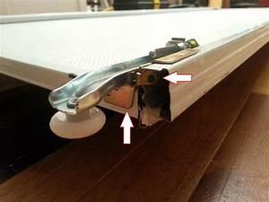 Roulette De Porte Coulissante : fabriquer un miroir plein pied avec de vieilles portes ~ Dailycaller-alerts.com Idées de Décoration