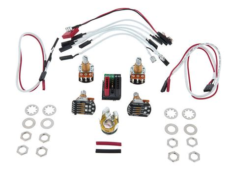 Emg Pickups Wiring Kit Thomann