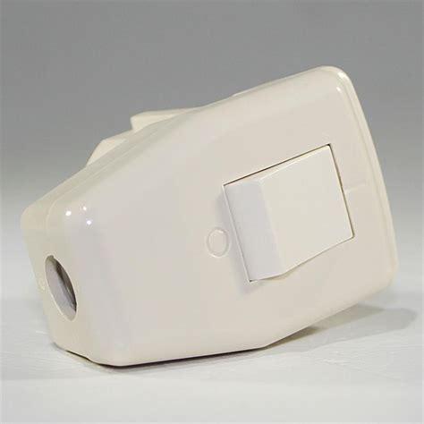 16a stecker mit schalter schutzkontakt winkelstecker mit schalter 230v 16a