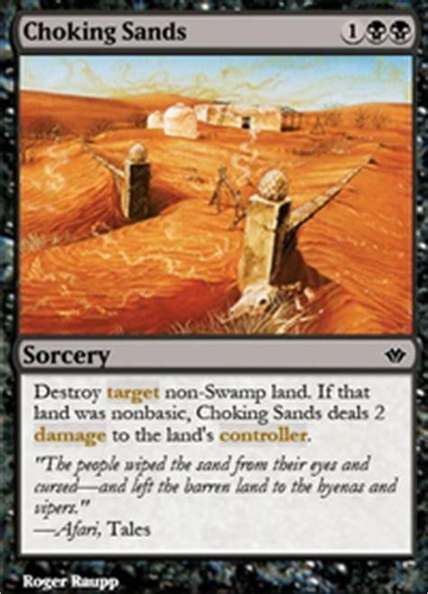 mono black land destruction pauper gauntlet s03 pauper