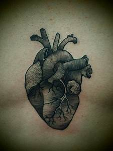 6 Latest Real Human Heart Tattoos