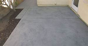 Newly Poured Concrete Has Dark Spots And Streaks