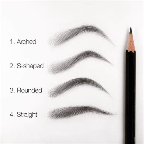 drawing eyebrows ideas  pinterest drawings