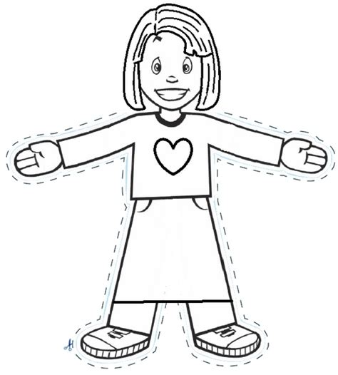 Flat Stanley Template Printable by Flat Stanley Template Business Mentor