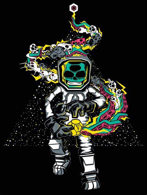 illustration astronaut gif wifflegif