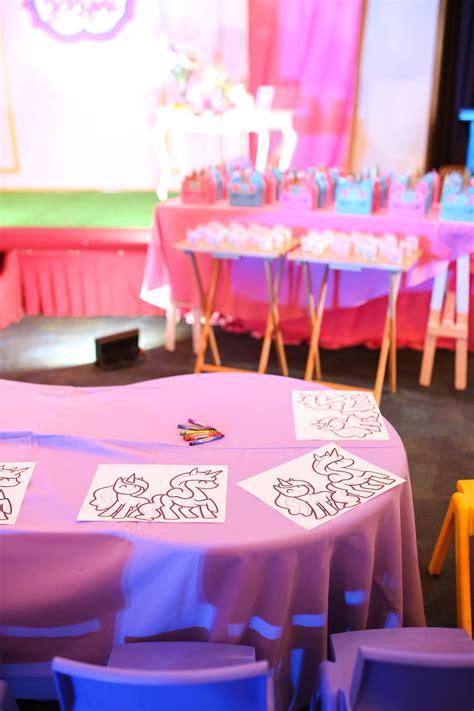 karas party ideas flowers twinkles unicorn birthday
